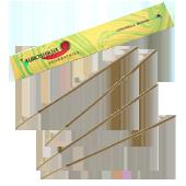 Anti Moustique Naturel à la Citronnelle : Étui de 10 Grammes