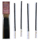 Résines Naturelles d'Oliban et de Myrrhe - 10 Batonnets