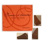 Cannelle : Encens Indien d' Auroville ( Maroma ) ~ Boîte de 10 Cônes