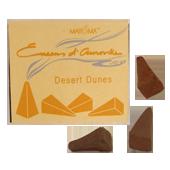 Dunes du Désert : Encens Indien d' Auroville ( Maroma ) ~ Boîte de 10 Cônes