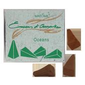 Oceans : Encens Indien d' Auroville ( Maroma ) ~ Boîte de 10 Cônes