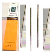 Bergamote : Encens Japonais Nippon Kodo ~ Étui de 20 Bâtonnets