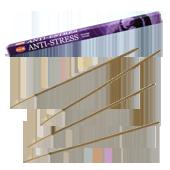 "Anti-Stress : Encens "" Anti-Stress "" HEM ~ Étui de 8 Bâtonnets"