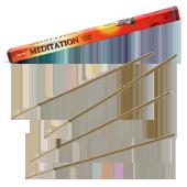 Méditation : Encens de Méditation HEM ~ Étui de 8 Bâtonnets