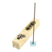 Vanille : Encens Japonais Morning Star ( Nippon Kodo ) ~ Étui de 50 Bâtonnets + 1 Porte-Encens