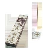 Vols d'Hirondelles : Encens Japonais Les Encens du Monde ~ Étui de 40 Bâtonnets + 1 Porte-Encens