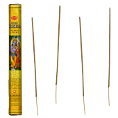 Shree Krishna : Encens Religieux ~ Boîte Hexagonale de 20 Bâtonnets