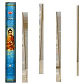 Lord Buddha : Encens Religieux ~ Boîte Hexagonale de 20 Bâtonnets