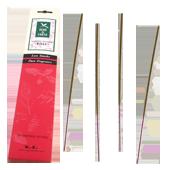 Rose : Encens Japonais Nippon Kodo ~ Étui de 20 Bâtonnets