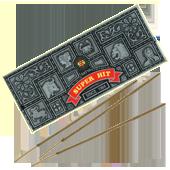 Super Hit : Encens Indien Satya ~ Boîte de 100 Grammes