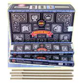 Super Hit : Encens Indien Satya ~ Boîte de 12 Étuis de 15 Grammes
