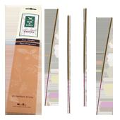 Vanille : Encens Japonais Nippon Kodo ~ Étui de 20 Bâtonnets