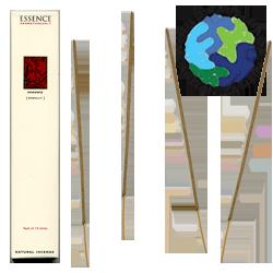 """Encens d' Auroville d' Aromathérapie """" Romance """" ~ Étui de 12 Bâtonnets"""