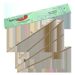 Pin : Encens Indien Auroshikha ~ Étui de 10 Grammes