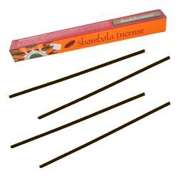 Shambala Incense : Encens Tibétain ~ Étui de 25 bâtonnets