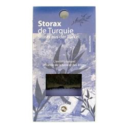 Storax : Encens de Storax de Turquie Les Encens du Monde ~ Sachet de 20 Grammes