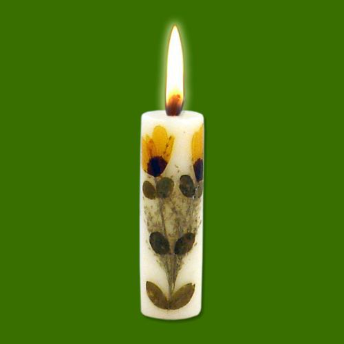 Musc bougie naturelle parfum e l 39 huile essentielle 2 00 cm x 7 00 cm encens de qualit - Bougies naturelles aux huiles essentielles ...
