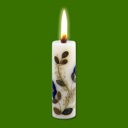 fleurs de printemps bougie naturelle parfum e aux huiles essentielles 2 00 cm x 7 00 cm. Black Bedroom Furniture Sets. Home Design Ideas