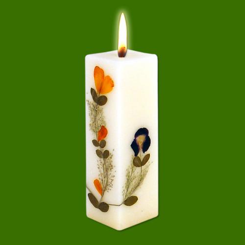 fleurs de printemps bougie naturelle parfum e aux huiles essentielles encens de qualit. Black Bedroom Furniture Sets. Home Design Ideas