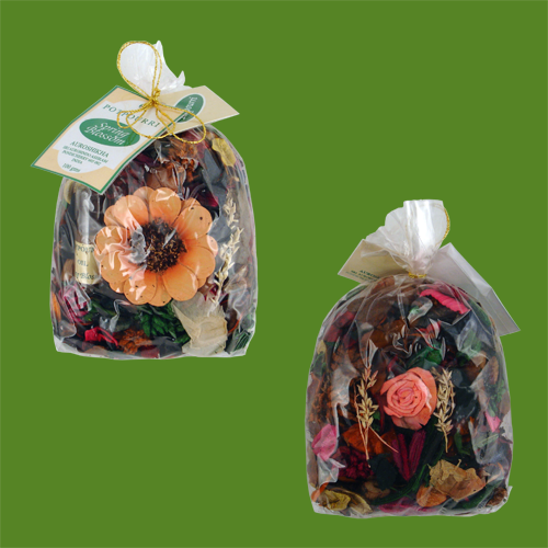 fleurs de printemps pot pourri dans sachet de 100 grammes recharge incluse encens de qualit. Black Bedroom Furniture Sets. Home Design Ideas