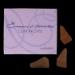 Lavande : Encens Indien d' Auroville ( Maroma ) ~ Boîte de 10 Cônes