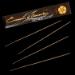 Musc : Encens Indien d' Auroville ( Maroma ) ~ Étui de 10 Bâtonnets