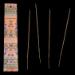Santal : Encens Indien Auroshikha ~ Étui de 10 Grammes