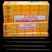 Nag Champa : Encens Indien Goloka ~ Boîte de 12 Étuis de 16 Grammes (180 Bâtonnets)