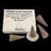 Patchouli : Encens Indien au Patchouli ~ Boîte de 25 Cônes + 1 Porte-Encens