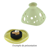 Myrrhe : Encens Grec de Myrrhe ~ Sachet de 50 Grammes