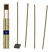 Cyprès Japonais : Encens Japonais Kayuragi ( Nippon Kodo ) ~ Étui de 40 Bâtonnets + 1 Porte-Encens