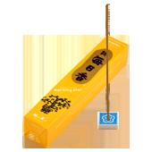 Mimosa : Encens Japonais Morning Star ( Nippon Kodo ) ~ Étui de 50 Bâtonnets + 1 Porte-Encens
