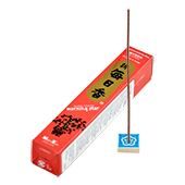 Myrrhe (Myrrh) : Encens Japonais Morning Star ( Nippon Kodo ) ~ Étui de 50 Bâtonnets + 1 Porte-Encens