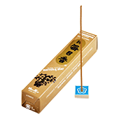 Oliban (Frankincense) : Encens Japonais Morning Star ( Nippon Kodo ) ~ Étui de 50 Bâtonnets + 1 Porte-Encens