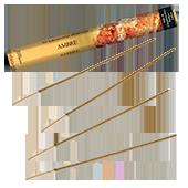 Ambre : Encens 100% Naturel de la marque Aromatika
