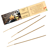Cannelle : Encens 100% Naturel d'Aromathérapie
