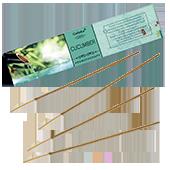 Concombre : Encens 100% Naturel d'Aromathérapie