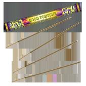 Bonne Fortune / Good Fortune : Encens Indien HEM ~ Boîte de 20 Bâtonnets