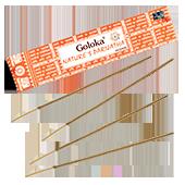 Nature's Pãrijãta : Encens Indien Goloka ~ Boîte de 15 Grammes (13 Bâtonnets)