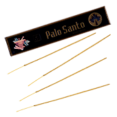 Palo Santo : Encens 100% Naturel Masala Balaji ~ Étui de 15 Grammes