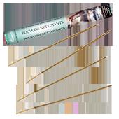 Pouvoirs Nettoyants : Encens 100% Naturel de la marque Aromatika
