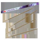 Unlock : Encens Indien HEM ~ Étui Carré de 08 Bâtonnets