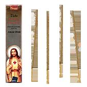 Sacré Cœur : Encens Religieux ~ Étui de de 15 Grammes