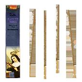 Sainte Rita : Encens Religieux ~ Étui de de 15 Grammes