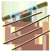 Om Mane Peme Hum Incense : Encens Tibétain ~ Fagot de 37 Bâtonnets