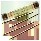 Bois de Santal + Jasmin : Encens Tibétain 100% Naturel ~ Fagot de ±40 Bâtonnets