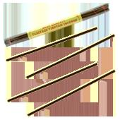 Tasitage Tibetan Incense : Encens Tibétain 100% Naturel ~ Fagot de 18 à 20 Bâtonnets