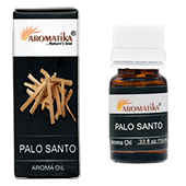 Huile Parfumée au Palo Santo