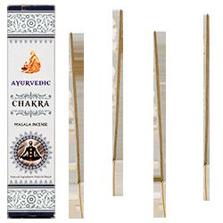 "Chakra : Encens 100% Naturel Ayurvédique "" Chakra """