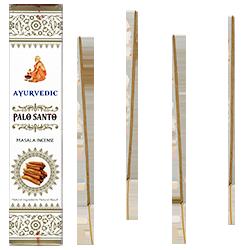 Palo Santo : Encens 100% Naturel Ayurvédique au Palo Santo